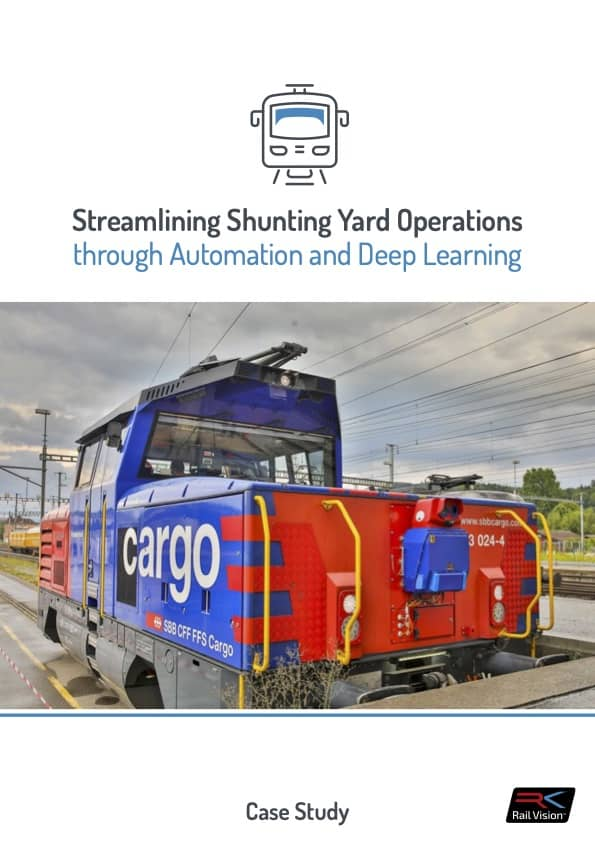 Streamlining Shunting Yard Operations through Automation and Deep Learning PDF cover